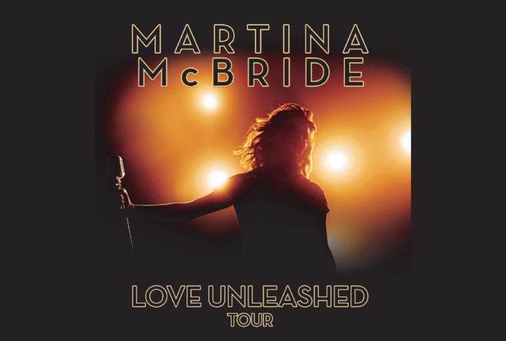 Martina McBride Love Unleashed Tour