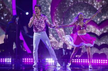 Jana Kramer DWTS Jive Dance