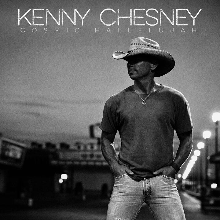 Kenny Chesney Cosmic Hallelujah Album Cover