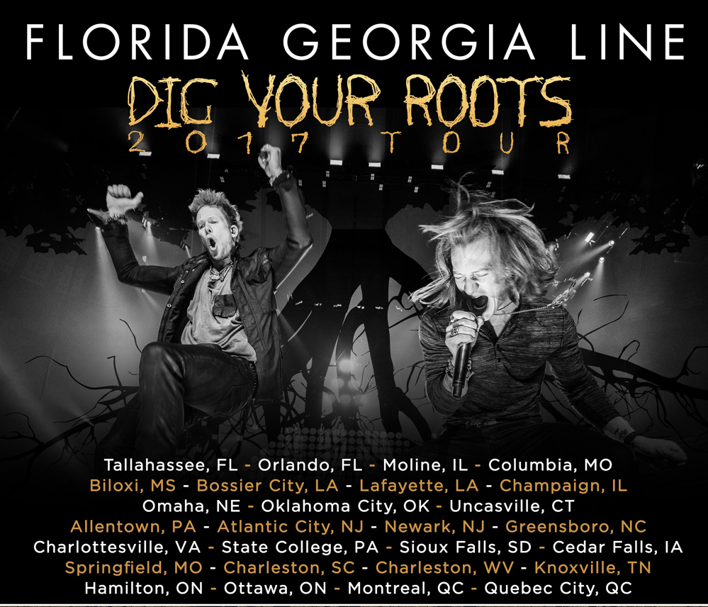 Dig Your Roots Tour