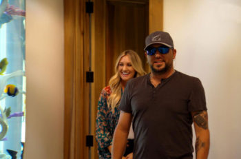 Jason Aldean Animal Planet Tanked