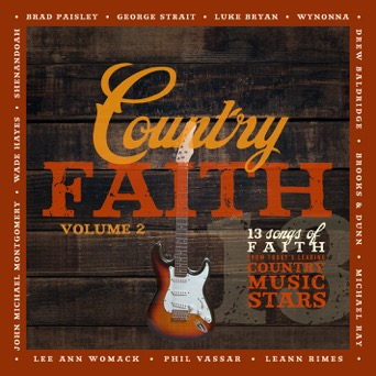 Country Faith Volume 2 Cover Art