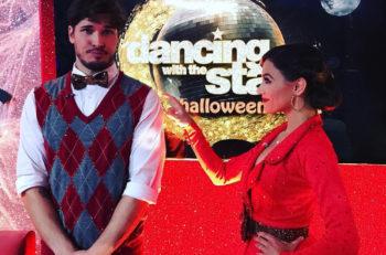 Jana Kramer Week 8 Dancing with the Stars