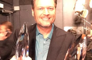Blake Shelton People's Choice Awards