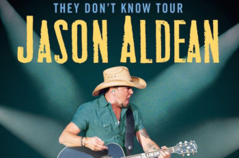 Jason Aldean They Don't Know Tour