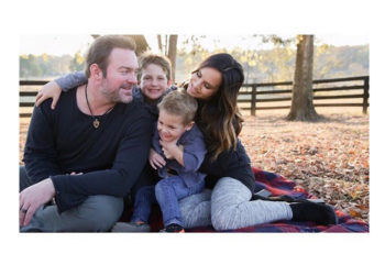 Lee Brice and Family