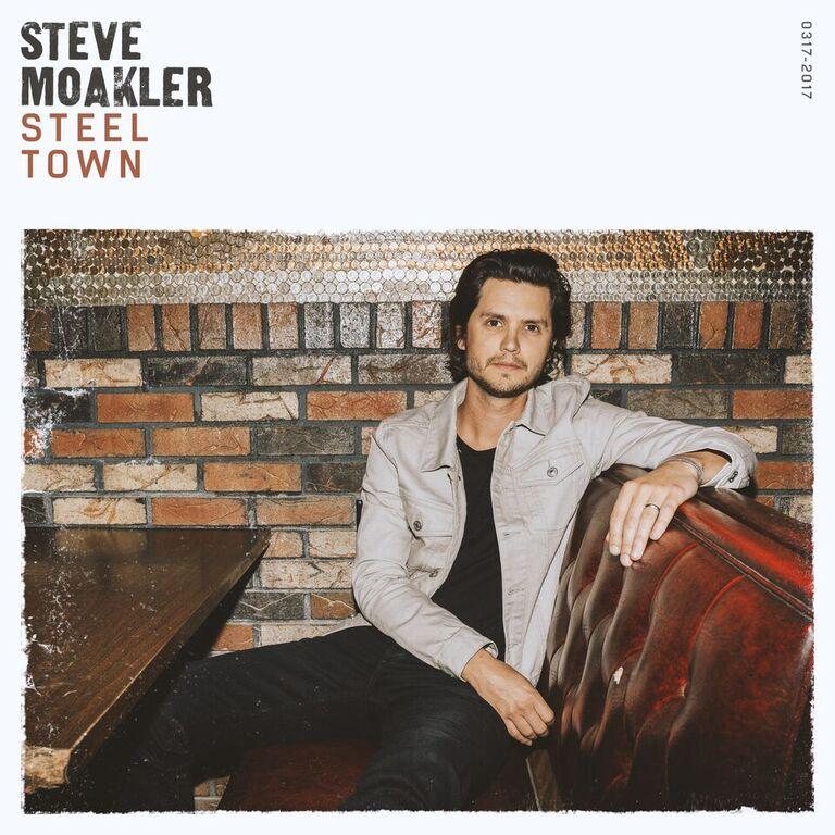 Albumrecensie: Steve Moakler - Steel Town (2017)