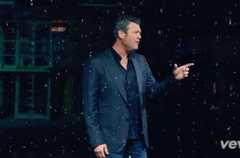 Blake Shelton Music Video
