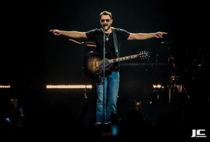 Eric Church Live Photo Credit Jon Currier Photography