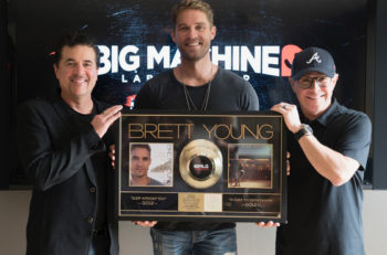 Brett Young RIAA Certification
