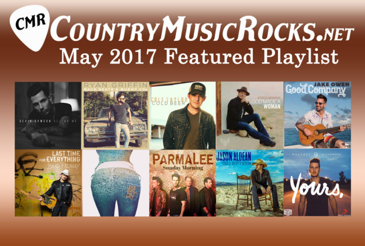 CMR Featured Playlist May