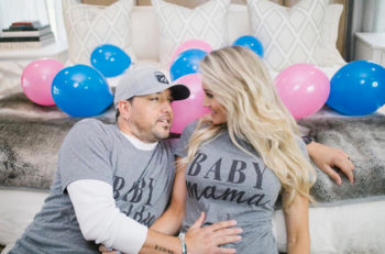 Jason Aldean and Wife Baby Announcement