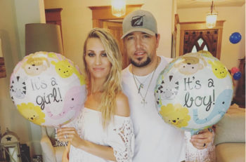 Jason Aldean Baby Gender Reveal