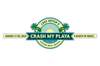 Luke Bryan Crash My Playa 2018