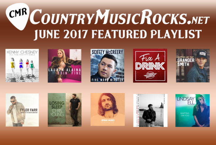 CMR Featured Playlist June