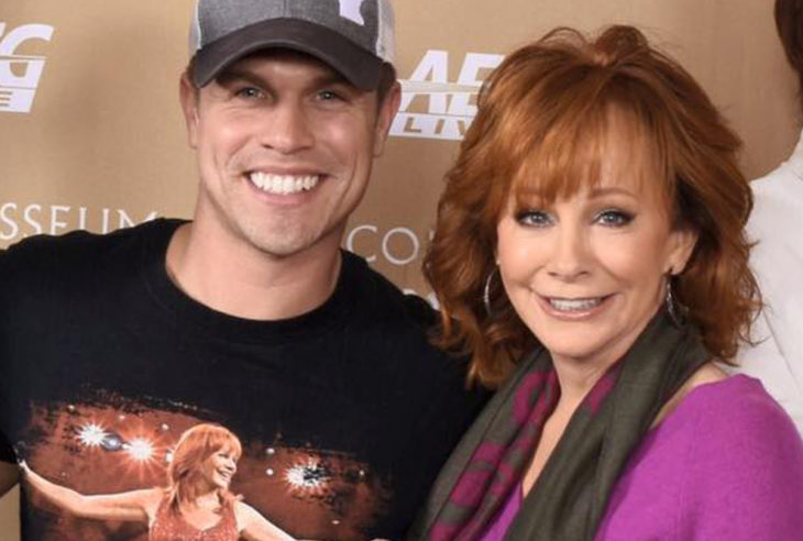 Dustin Lynch and Reba