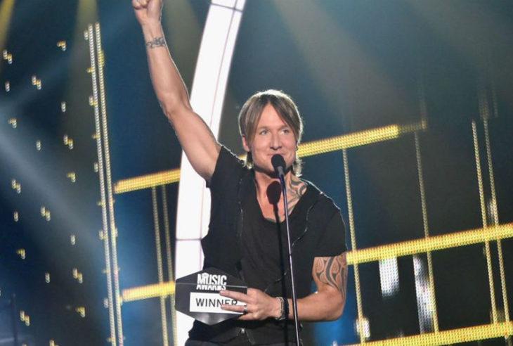 Keith Urban 2017 CMT Music Awards