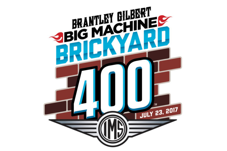 Brantley Gilbert Brickyard 400