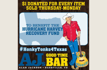 AJs Good Time Bar Hurricane Harvey Relief Fund