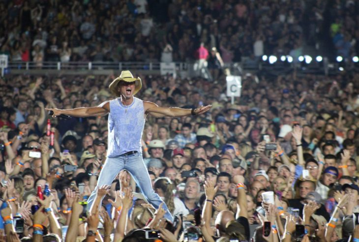 Kenny Chesney Concert