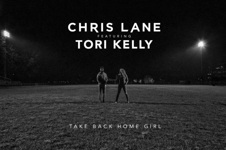 Chris Lane Tori Kelly Take Back Home Girl
