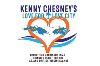 Kenny Chesney Love for the Love City