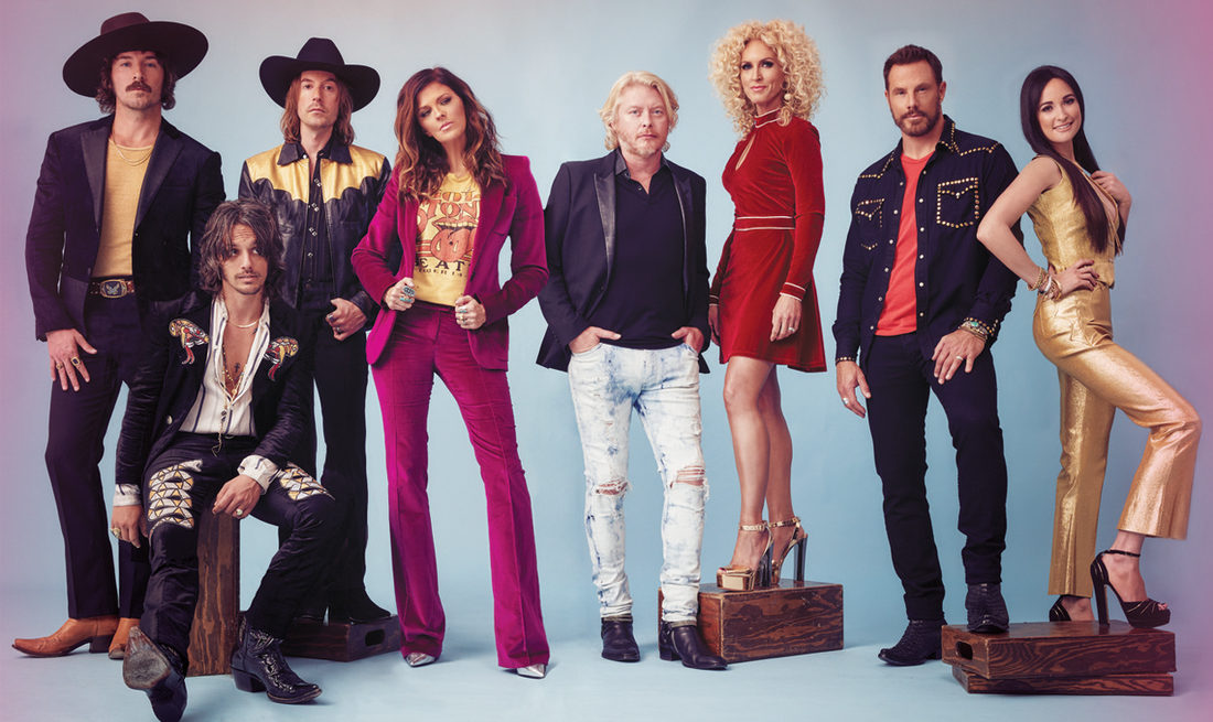 Little Big Town The Breakers Tour