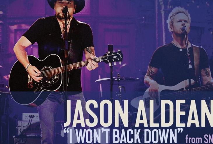 Jason Aldean I Won't Back Down