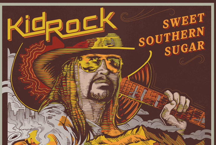 Kid Rock Sweet Southern Sugar