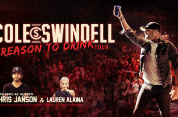 Cole Swindell Reason To Drink Tour