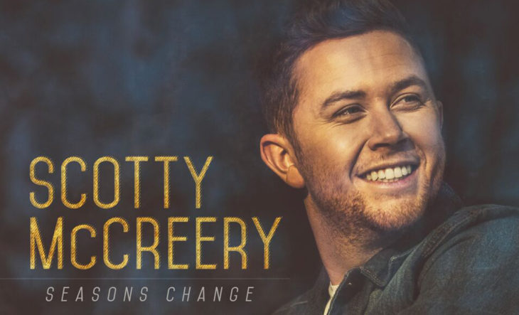 Scotty McCreery Seasons Change Album