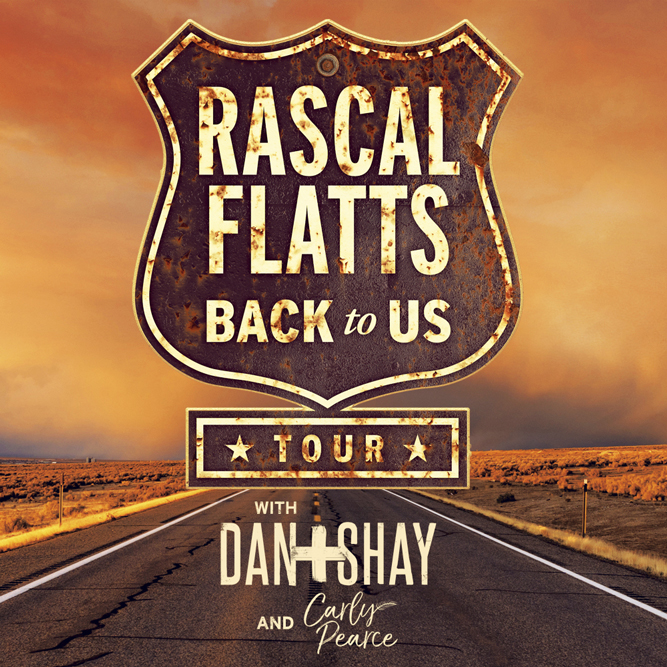 Rascal Flatts Announce Back To Us Tour Country Music Rocks