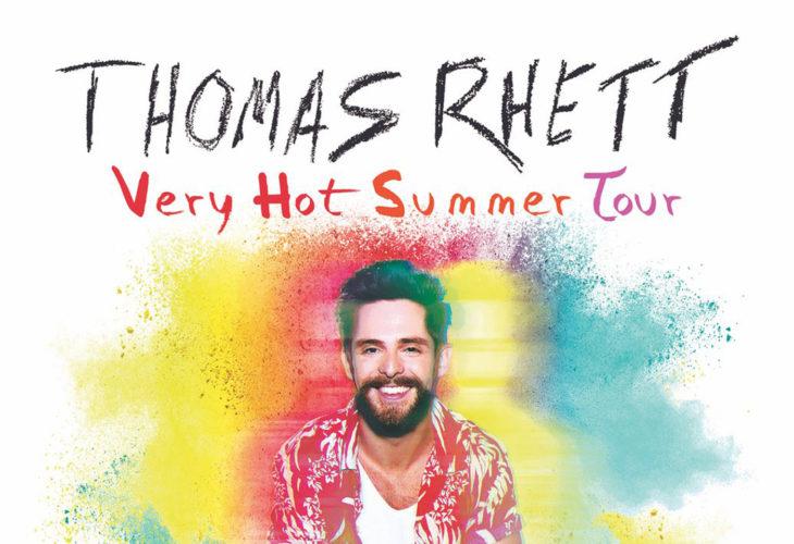 Thomas Rhett Summer Tour