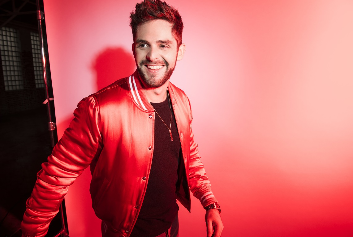 thomas rhett unveils remember you young country music rocks. Black Bedroom Furniture Sets. Home Design Ideas